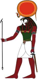 In the Eye of Ra – Floater Structures in the Visual Arts of Ancient Egypt