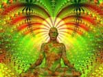 If you learn to focus on floaters as a kind of meditation, you become able just to observe...